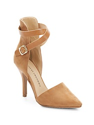 Chinese Laundry Safe Haven D'orsay Pumps Cognac