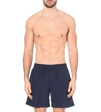 Ralph Lauren Hawaiian Swim Shorts Navy
