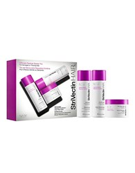 Strivectin Ultimate Restore Starter Trio For Damaged Or Thinning Hair 5.0 Oz. No Color
