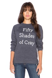 Local Celebrity Cray Bobbie Sweatshirt Slate