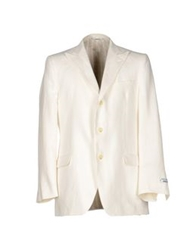 Brooks Brothers Blazers Ivory