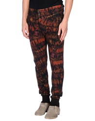 Paul Smith Trousers Casual Trousers Men Brick Red