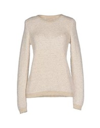 By Ti Mo Sweaters Ivory
