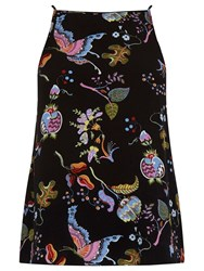 Warehouse Butterfly Print Cami Multi