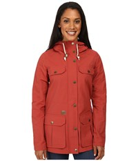 Kavu Raine Rust Women's Clothing Red