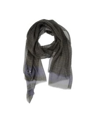 C.P. Company Oblong Scarves Military Green