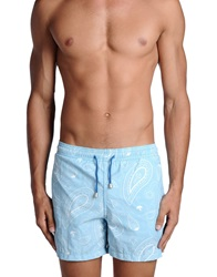Roda Swimming Trunks Sky Blue
