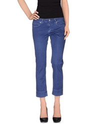 Notify Jeans Notify Trousers Casual Trousers Women Dark Blue