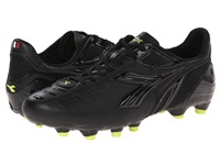 Diadora Maracana L Black Fluo Yellow Men's Soccer Shoes