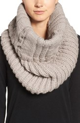 Nirvanna Designs Women's Oversize Cable Knit Wool Infinity Scarf