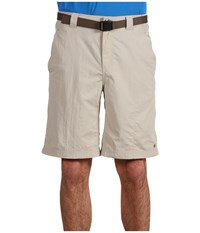 Columbia Silver Ridge Short Fossil Men's Shorts Beige