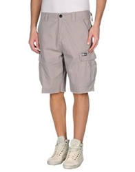 Analog Bermudas Dove Grey