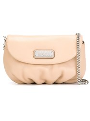 Marc By Marc Jacobs 'New Q Karlie' Crossbody Bag Nude And Neutrals