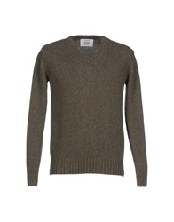 Dekker Sweaters Military Green