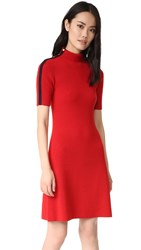 Tory Burch Sardy Dress Maple Flower