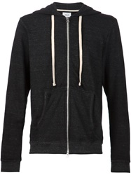 Fadeless 'Burn Out' Hoodie Black