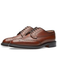 Church's Grafton Derby Walnut Grain