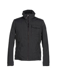 Dekker Jackets Black