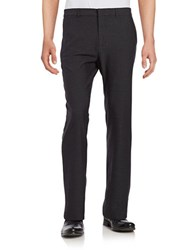 Calvin Klein Infinite Style Button Dress Pants Grey