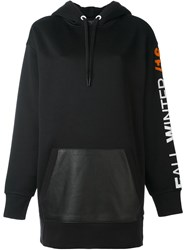 Rag And Bone Oversized Hoodie Black