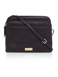 Dickins And Jones Roseland Large Crossbody Black