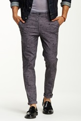 The New Standard Edition Grant Skinny Stretch Chino Gray