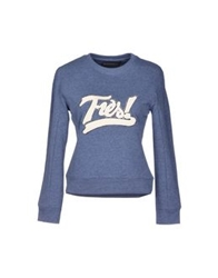 Antipodium Sweatshirts Blue