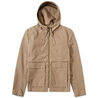 Tres Bien Two Layer Short Parka Neutrals
