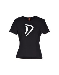 Dondup T Shirts Black