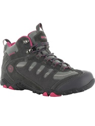 Hi Tec Penrith Waterproof Walking Boots Charcoal
