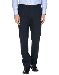 Vigano' Trousers Casual Trousers Men Dark Blue