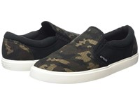 Crocs Citilane Graphic Slip On Sneak Camo Black Men's Slip On Shoes Multi