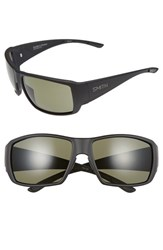 Smith Optics Men's 'Guide's Choice' 62Mm Polarized Sunglasses Matte Black