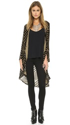 Flynn Skye Wild Child Velvet Cover Up Mountain Meadow
