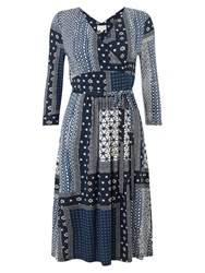 East Marrakesh Dress Indigo
