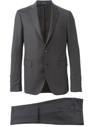 Pino Lerario Two Piece Suit Grey