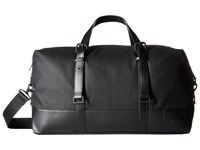 Calvin Klein Coated Canvas Duffel Bag Black Duffel Bags