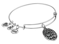 Alex And Ani Because I Love You Sister Ii Bracelet Rafaelian Silver Bracelet