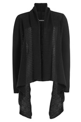 Zadig And Voltaire Cashmere Cardigan Black