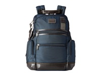 Tumi Alpha Bravo Knox Backpack Navy Backpack Bags