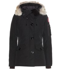 Canada Goose Montebello Down Jacket Black