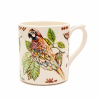 Gien French Porcelain 'Cacao' Mug