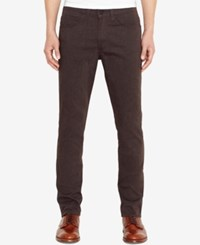 Levi's Men's 511 Slim Fit Line 8 Jeans Med Brown