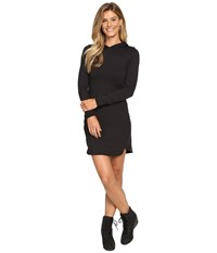 The North Face Empower Hooded Dress Tnf Black Women's Dress