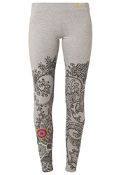 Desigual Laia Leggings Gris Vigore Clore Grey