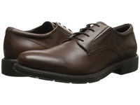 Geox U Dublin 3 Dark Brown Men's Lace Up Casual Shoes
