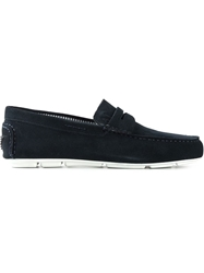 Armani Jeans Penny Loafers