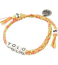 Venessa Arizaga Yolo Ceramic Bracelet Yellow