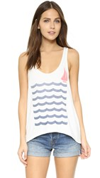 Sol Angeles Bateau Waves Tank White