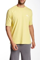 Tommy Bahama Relax Now Relax Later Short Sleeve Tee Yellow